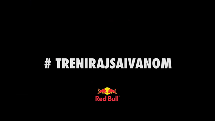Red Bull - Workout with Ivana